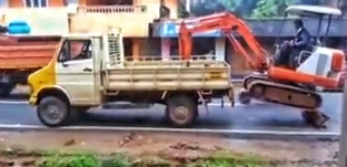 Jugaad truck